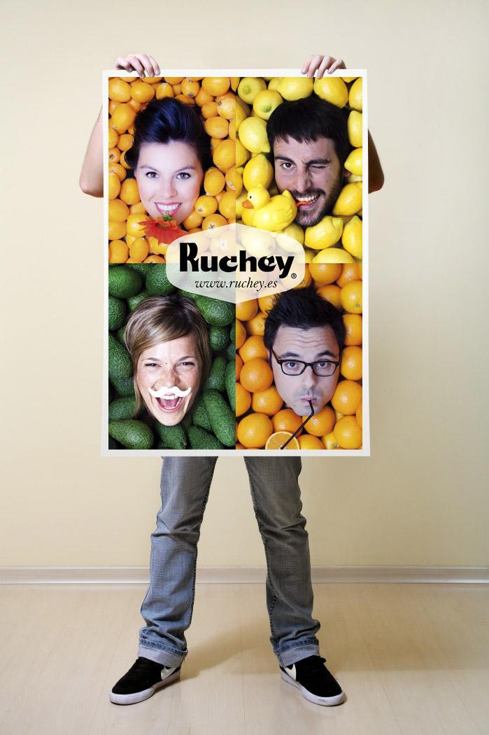 Cartelería campaña 2013 RUCHEY