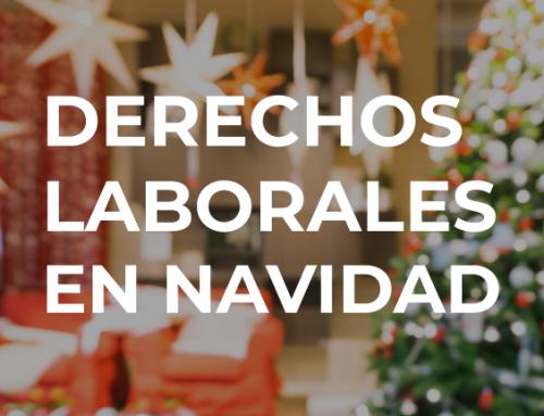 ¿Conoces tus derechos laborales en Navidad?