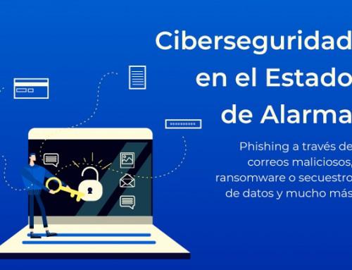 Ciberseguridad en el Estado de Alarma