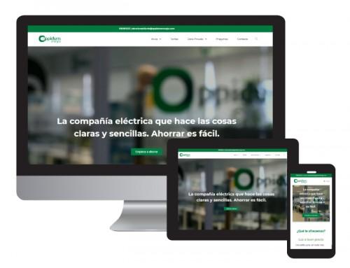 Web de Oppidum Energía